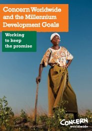 DOWNLOAD THIS PDF TO LEARN MORE ABOUT THE MDGs AND ...