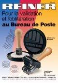 Union Postale, revue de l'Union postale universelle - UPU ... - Page 2