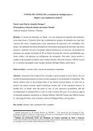 CINEMA DE ANIMAÇÃO: a transição do Analógico para ... - ECA-USP