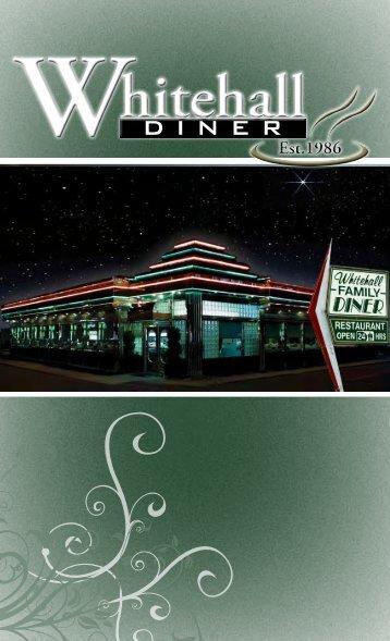 Night - Whitehall Diner