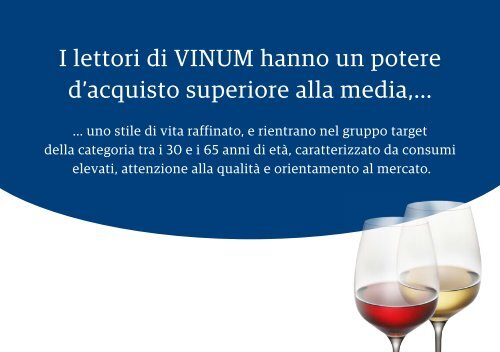 Documentazione per la pubblicità 2011 Edizione italiana