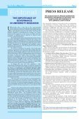 AAU NEWSLETTER English Vol. 17 Issue 1 2011 - AAU Resource ... - Page 2