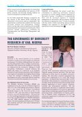 AAU NEWSLETTER English Vol. 17 Issue 1 2011 - AAU Resource ... - Page 6