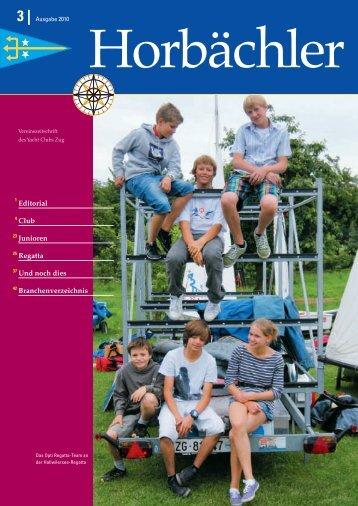 Editorial Club Junioren Regatta Und noch dies Branchenverzeichnis