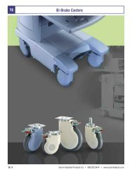Bi-Brake Casters 15 - Acorn Industrial Products Co
