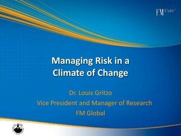 Dr. Louis A. Gritzo
