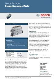 ZWM (PDF 287,25 kB) - Bosch Automotive Technology