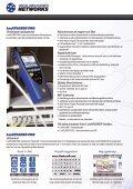 LanXPLORER PRO - Ideal Industries - Page 2