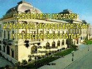 NATIONAL BANK OF ROMANIA - Bancherul