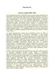 Festészet, grafika (1890–1948) - Dr. Fehér Katalin