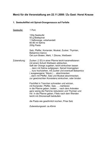 Rezept Horst Krause.pdf - Theater Senftenberg