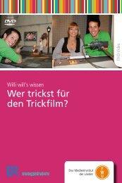 Wer trickst für den Trickfilm? - FWU