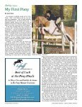 Celebrating Pony & Junior Riders - Sidelines Magazine - Page 6