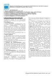 AGB gesamt WITTICH VERLAGE KG Stand 15.09.2011