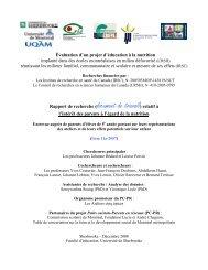 Item 11a - Centre de recherche sur l'intervention éducative (CRIE)