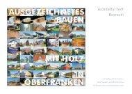 Ausgezeichnetes Bauen mit Holz in Oberfranken - Regierung von ...