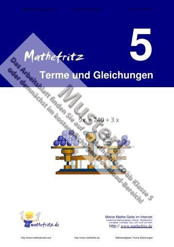 Mathefritz Magazine