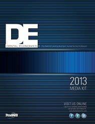 Dental Economics Media Kit - DentistryIQ