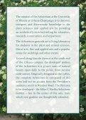 Arboretum - University of Illinois Arboretum - University of Illinois at ... - Page 3
