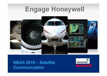 Engage Honeywell - NBAA