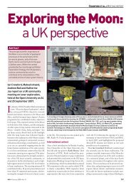 Exploring the Moon: a UK perspective - UCL Astronomy Group