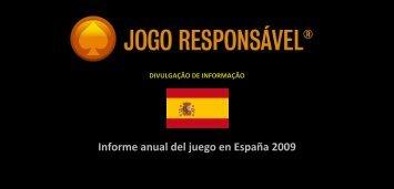Informe anual del Juego en España 2009 - Jogo Remoto