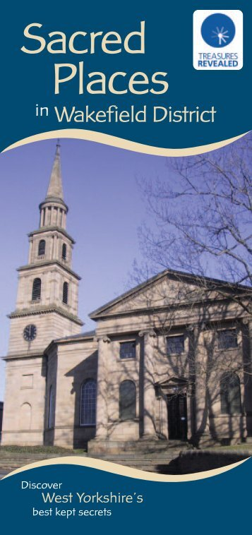 Sacred places - Wakefield District - Diocese of Wakefield