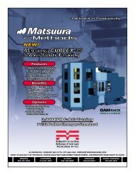 Download CUBLEX-35 Brochure - Methods Machine Tools