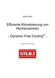 Dynamic Free Cooling - Stulz GmbH