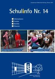 aktuelle Ausgabe - Realschule Kettwig - Essen