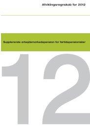 Årsrapport 2012 - ATP
