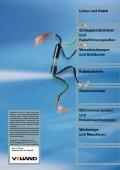 Mit unseren Litzen und Kabeln zwei Normen erfüllen ... - Volland AG - Seite 4