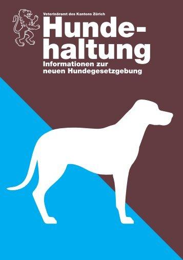 Hunde- haltung - Stadt Uster