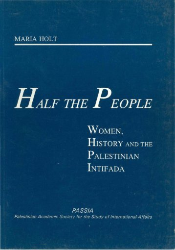 Half the People - PASSIA Online Store
