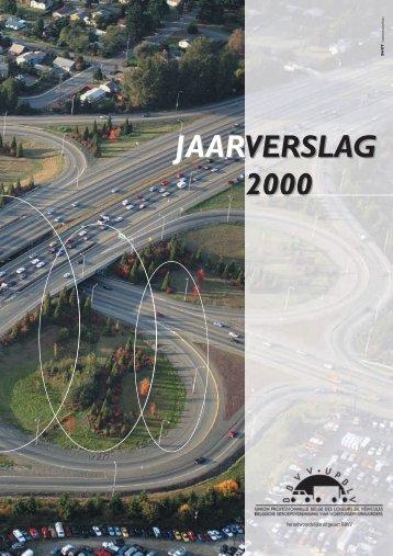 JAARVERSLAG 2000 JAARVERSLAG 2000 - Renta