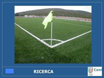 RICERCA - Coni Puglia