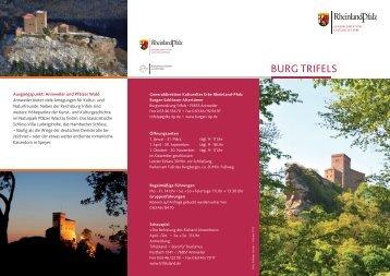 Burg Trifels - Burgen, Schlösser, Altertümer