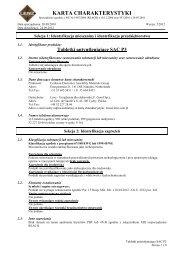 Tabletki antyutleniające SAC P3 - Lenz