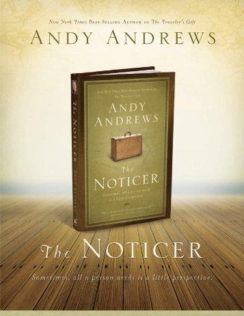 Media Kit - Press - Andy Andrews