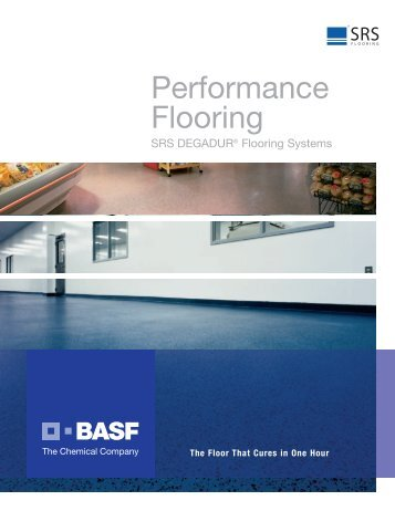 Performance Flooring - Industrial Epoxy Flooring for Concrete ...