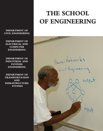 THE SCHOOL OF ENGINEERING - Morgan State University
