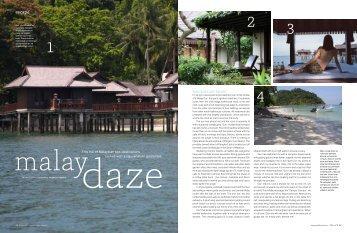 Malay Daze