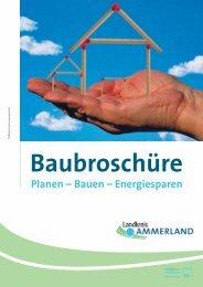 Planen – Bauen – Energiesparen - Landkreis Ammerland