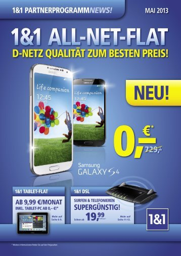D-Netz QuAlität zum besteN Preis!