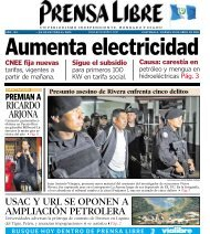 RICARDO ARJONA - Prensa Libre