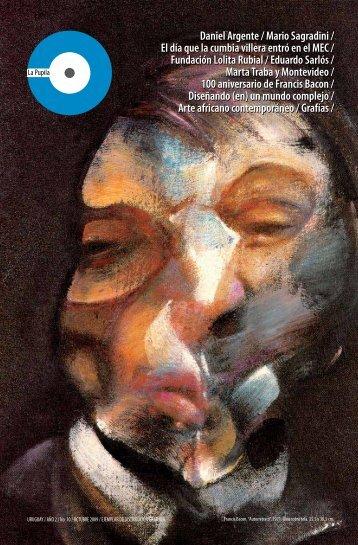 Daniel Argente / Mario Sagradini / El día que la ... - Revista La Pupila
