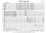 920 Special published score - Lush Life Music