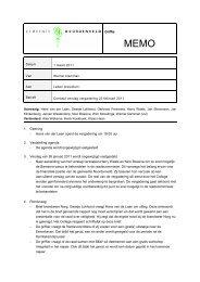 verslag Presidium 23-02-2011.pdf - Bestuur Noordenveld