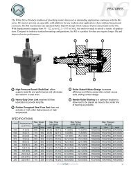 catalog information - White Drive Products, Inc.