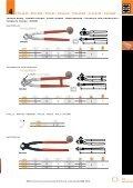 tenazas / pincers / pinces / zangen / tenaglie / alicates ... - Ega Master - Page 3